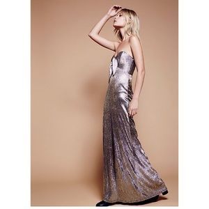 4e813041cecd Free People Dresses - STONE COLD FOX FREE PEOPLE FACTORY GOWN DRESS